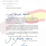 Observer Ambassador of Spain to the Organization of American States