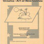 Oceania - Art of New Guinea